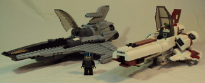 MOC Vipers by HaroldPotter