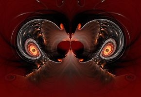 ... If There Were Butterflies In Hell by eReSaW