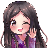 Commission MochiMio twitch icon 3 by shigeru-chan