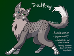 Troutfang by ShayminMarx