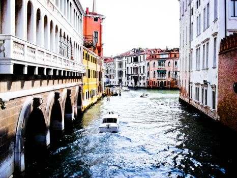 Canal I by anissah
