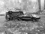 Dont Drink And Drive Ads by xavierlokollo