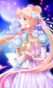 Princess Serenity by Felielle