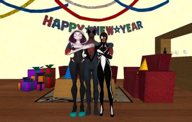 Happy New Year by Stylistic86