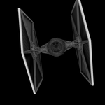 Tie Fighter 02 by peterhirschberg