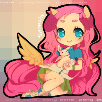 Flutter by pony-bone
