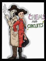 Chems and Circuits! by QueenSquirrel