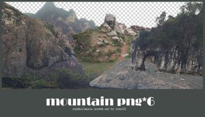 Landscape png pack #01 by yynx151