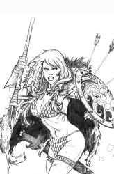 Red Sonja issue 34 by Adrianohq