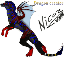 dragon creator by nicowtc