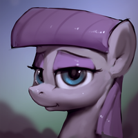 Just Maud at you by AssasinMonkey