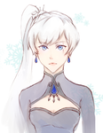 Weiss Schnee by teaa--s
