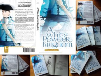 #2: A White Powder Kingdom Book Design and Ch. 1 by CashlinSnow