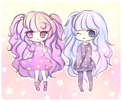 Sisters by mochatchi