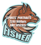 [INFO] $10/1000pt 'Sports' Portraits [OPEN] by Shalmons
