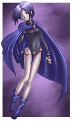 Raven by Ironcid