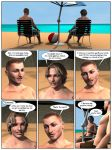 A Day at the Beach - Pg. 1 by Dynamoob