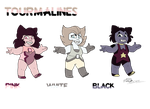 - COMMISSION_Tourmalines - by PencilTree
