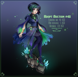 Adopt Auction #48   Closed by Dreaming-Witch