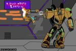 Transformers War for Cybertron: Cover Fire! by ZER0GEO