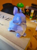 Bunny papercraft by Zolaris