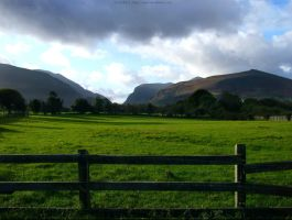 The Green of Ireland by serel