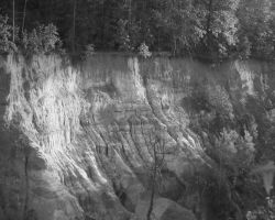 Providence Canyon BW1 by intouch