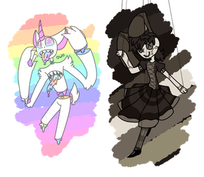 Themed Adopts by Stassii