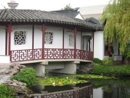 chinese garden 4 by gurukitty