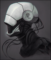 Head Concept VII #308 by AngelGanev