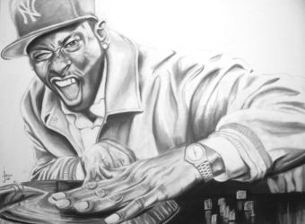 Pete Rock by RepresentingLovely