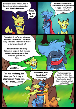 Hope In Friends Chapter 1 Page 30 by Zander-The-Artist
