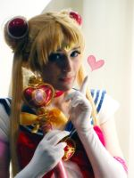 Sailor Moon Cosplay - A Scepter Born From Our Love by SailorMappy