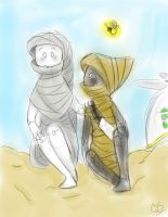 Companions in Exile by LookingForLoo