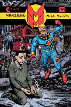 Miracleman by westonfront