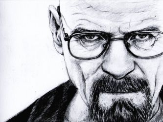 Walter White by Liltio