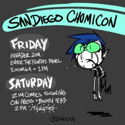 SDCC 2018 by DIN0LICH