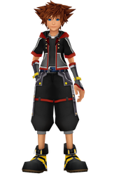 KH3 Sora DOWNLOAD by Reseliee