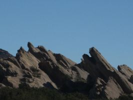Vasquez Rocks - Untitled 5 by 7AirGoddess3