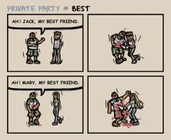Private Party #145 by edenbj