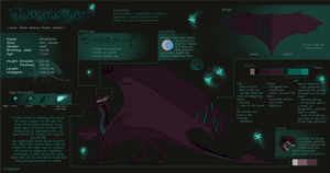 Morpheroth - ref sheet by Riveneth