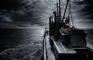 The Ship by Eredel