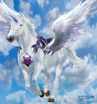 HEAVENLY PEGASUS LEGEND ONLINE by KITRAM