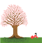 Sakura Tree - animated by bibiana-tenebra