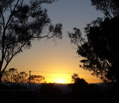 Bathurst Sunrise 2 by IAmMarauder