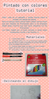 Tutorial - Pintado con lapices de color by NikolaidDupin