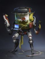 Cyberplant by Zoonoid