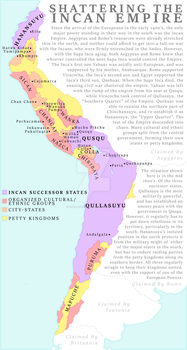 Shattering the Incan Empire by CourageousLife