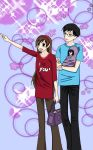 KyoyaXHaruhi-Family Outing by SisterStories