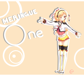Meringue One by Chanytell